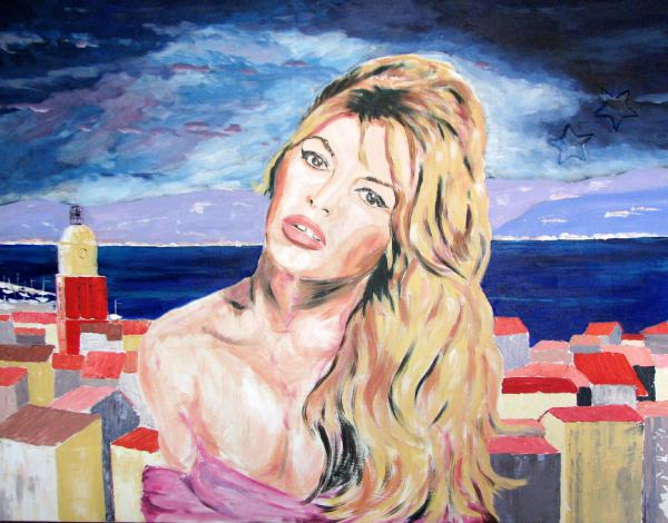 Brigitte Bardot par laurari